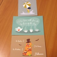 My sweet Carterie : Une carte, des mots et un millier de souvenirs !