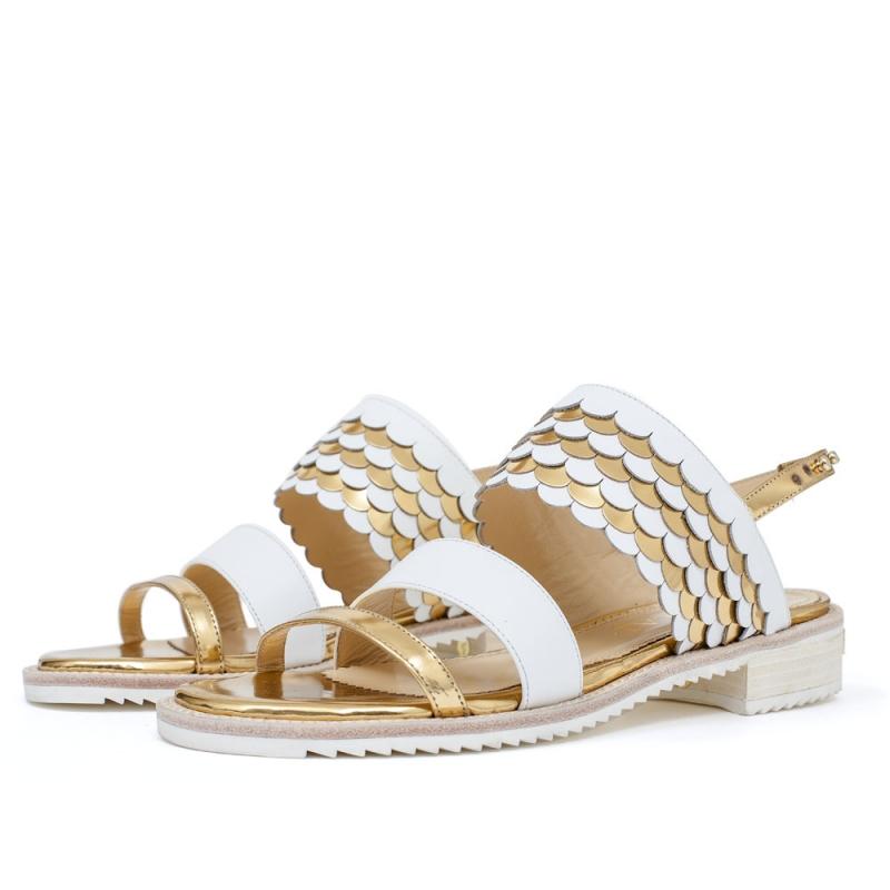 aperlai-scallops-sandals-sandales-plates-bords-festonnes-cuir-blanc